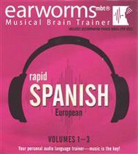 Rapid Spanish (European), Vols. 1-3