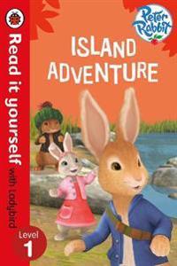 Peter rabbit: island adventure - read it yourself with ladybird - level 1