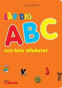 Lär dig ABC och hela alfabetet