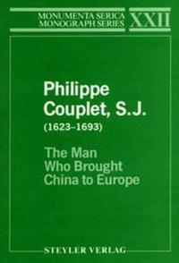 Philippe Couplet, S.j. 1623—1693