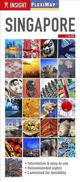 Insight Guides Flexi Map Singapore