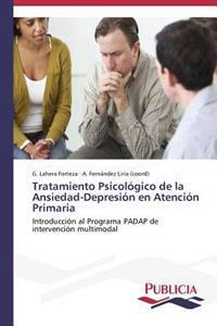Tratamiento Psicologico de La Ansiedad-Depresion En Atencion Primaria
