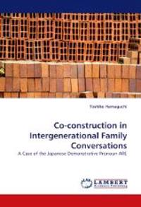 Co-Construction in Intergenerational Family Conversations