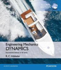 MasteringEngineering with Pearson eText - Instant Access - For Engineering Mechanics: Dynamics