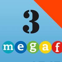 Megafon 3 (4 cd) luokkaäänite