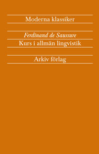Kurs i allmän lingvistik