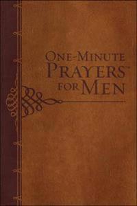 One-Minute Prayers(r) for Men Milano Softone(tm)