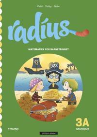 Radius 3A; grunnbok - Hanne Hafnor Dahl, Hanne Marken Dalby, May-Else Nohr   Ridgeroadrun.org
