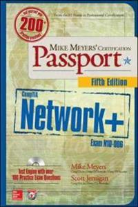 Mike meyers comptia network+ certification passport, fifth edition (exam n1