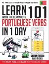 Learn 101 portugese verbs in 1 day with the learnbots - the fast, fun and e