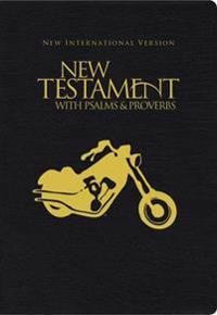New Testament With Psalms & Proverbs