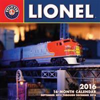 Lionel 2016 Calendar