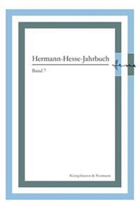 Hermann-Hesse-Jahrbuch, Band 7