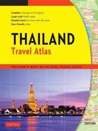 Thailand Travel Atlas