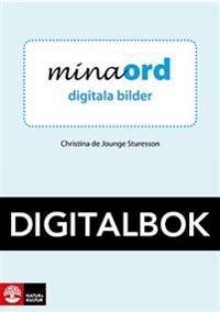 Mina ord Bildkort Digital, andra upplagan