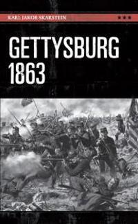 Gettysburg 1863 - Karl Jakob Skarstein | Ridgeroadrun.org