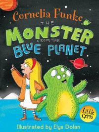 Monster from the blue planet