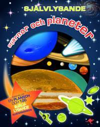 Självlysande stjärnor och planeter