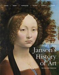 Janson's History of Art: The Western Tradition Reissued Edition Plus New Mylab Arts for Art History -- Access Card Package