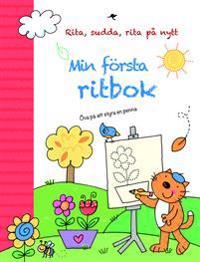 Min första ritbok : Rita, sudda, rita på nytt