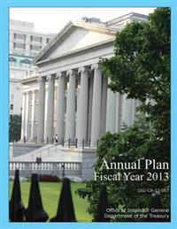 Annual Plan Fiscal Year 2013