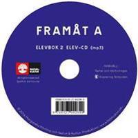 Framåt A 2:a uppl Elevbok 2, Elev-cd (mp3)