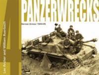 Panzerwrecks 4 - german armour 1944-45