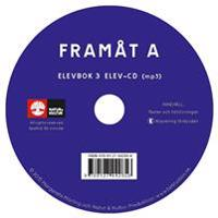 Framåt A 2:a uppl Elevbok 3, Elev-cd (mp3)