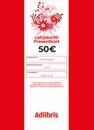 LAHJAKORTTI  PRESENTKORT  50€