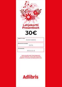 LAHJAKORTTI / PRESENTKORT  30€