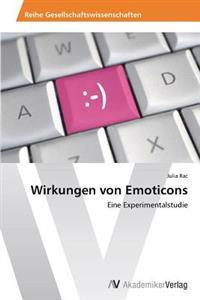 Wirkungen Von Emoticons