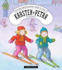 Karsten og Petra på skiskole - Tor Åge Bringsværd   Ridgeroadrun.org