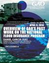 Gao-14-297r April 9, 2014: Overview of Gao's Past Work on the National Flood Insurance Program