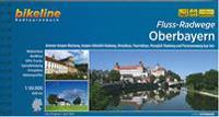Bikeline Radtourenbuch Fluss-Radwege Oberbayern