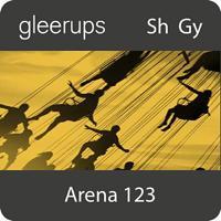 Arena 123 Interaktiv elevbok 12 mån