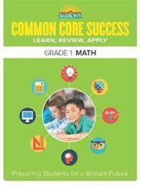 Barron's Common Core Success Grade 1 Math