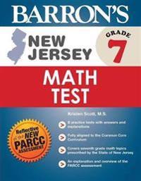 Barron's New Jersey Grade 7 Math Test