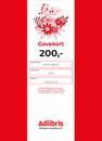 Gavekort 200 kr.