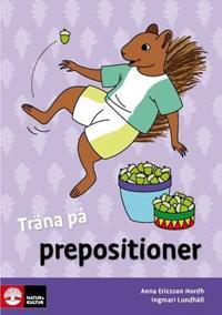 Träna på svenska Prepositioner (5-pack)