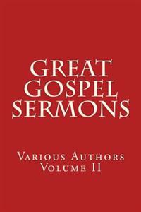 Great Gospel Sermons: Various Authors (Contemporary)