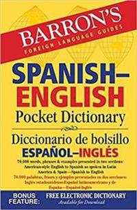 Barron's Spanish-English Pocket Dictionary / Diccionario de bolsillo Espanol-Ingles