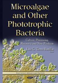 Microalgae and other phototrophic bacteria - culture, processing, recovery