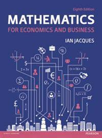 Mathematics for Economics for Business + MyMathLabGlobal