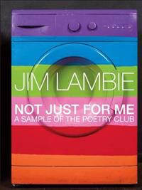 Jim Lambie - Not Just for Me. A Sample of the Poetry Club