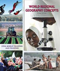 World Regional Geography Concepts (High School)