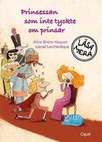Prinsessan som inte tyckte om prinsar