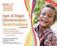 Ages & Stages Questionnaires Social-Emotional in Spanish ASQ:SE-2