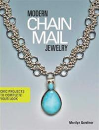 Modern Chain Mail Jewelry