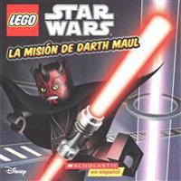 La Mision de Darth Maul (Lego Star Wars)