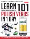 Learn 101 polish verbs in 1 day with the learnbots - the fast, fun and easy